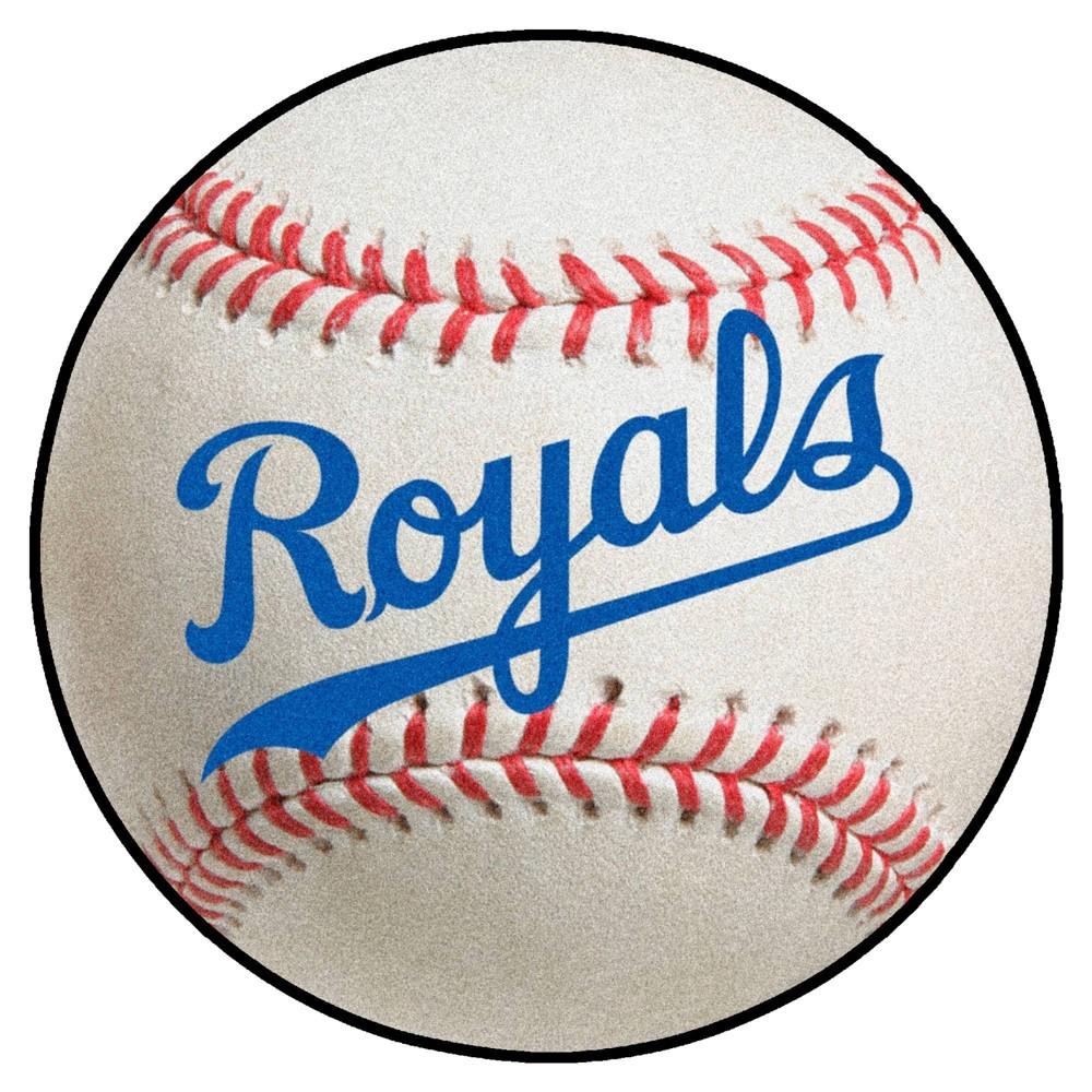 Mlb Kansas City Royals 27 34 X27 34 Retro Baseball Mat