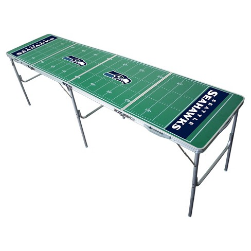 Nfl Seattle Seahawks Tailgate Table 2x8 Target