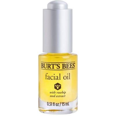 Burt's Bees Complete Nourishment Facial Oil - 0.51 fl oz