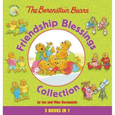 Berenstain Bears Friendship Blessings Collection : Perfect Fishing Spot / Reap the Harvest / Faithful