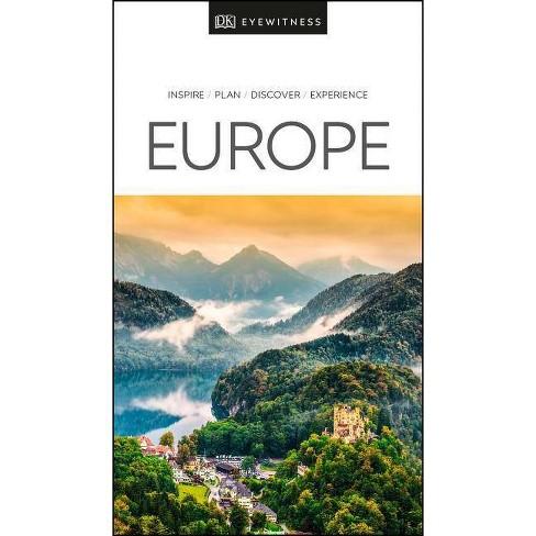 DK Eyewitness Europe - (Travel Guide) (Paperback) - image 1 of 1