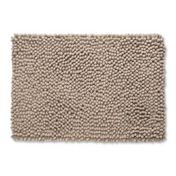 Chunky Chenille Memory Foam Bath Rug - Room Essentials™