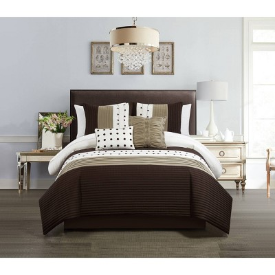 5pc Lani Comforter Set - Chic Home Design