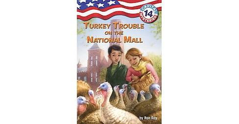 Turkey Trouble on the National Mall (Paperback) (Ronald Roy) - image 1 of 1