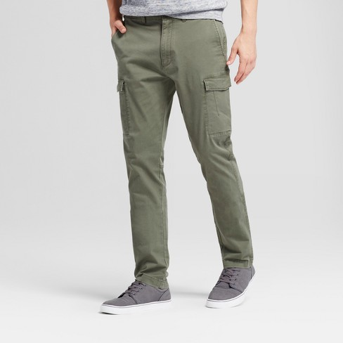 Men's Slim Fit Cargo Pants - Goodfellow & Co™ - image 1 of 3