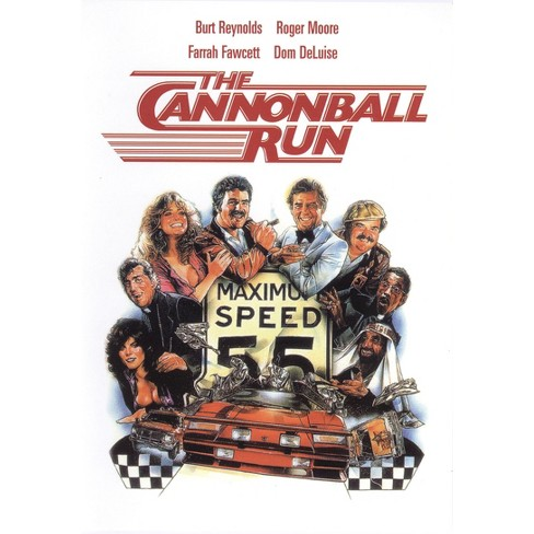 The Cannonball Run (DVD) - image 1 of 1