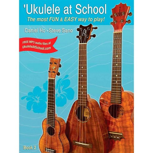 Alfred 'Ukulele at School, Book 2 - Student Book Intermediate - image 1 of 1