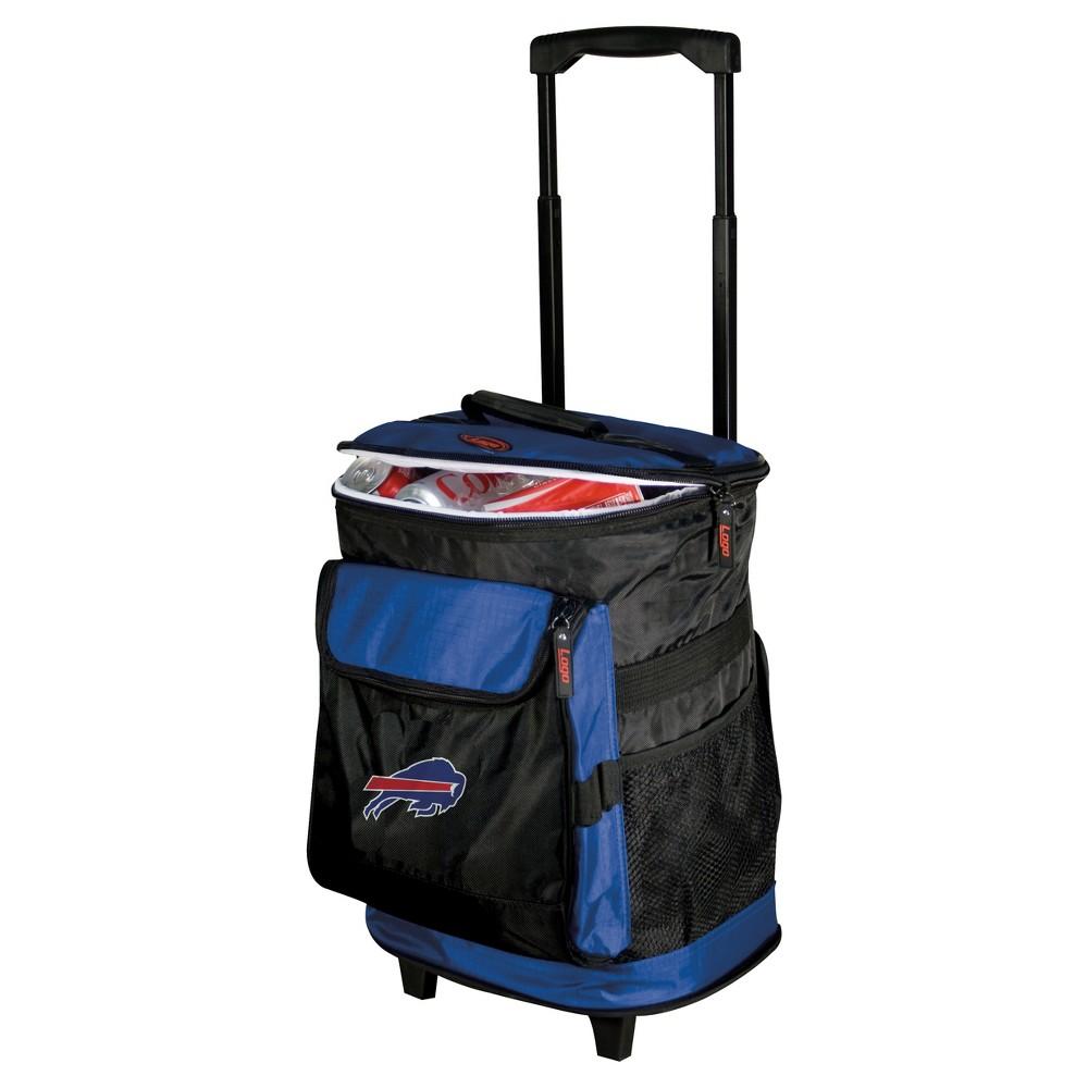 NFL Buffalo Bills 48-Can Rolling Cooler