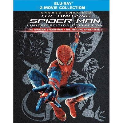 Spider-Man Evolution Collection (Blu-ray + Digital)