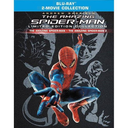 Spider-Man Evolution Collection (Blu-ray + Digital) - image 1 of 2