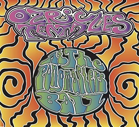 Ozric tentacles - At The Pongmaster's Ball (CD) - image 1 of 1
