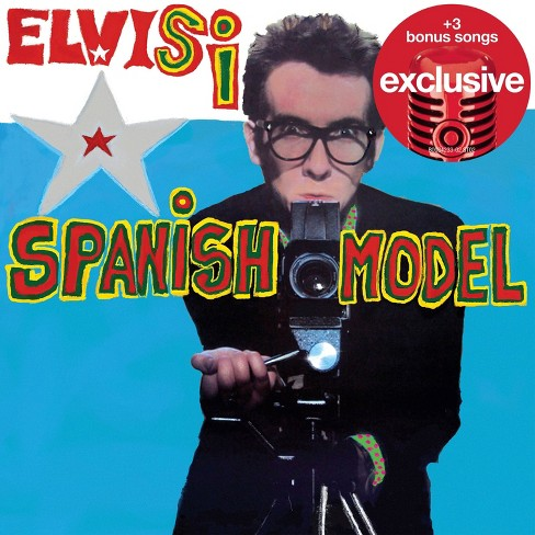 Various Artists - Spanish Model (Elvis Costello Tribute Release) (Target Exclusive, CD) - image 1 of 1