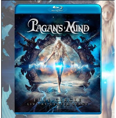 Pagan's mind - Full circle (CD) - image 1 of 1