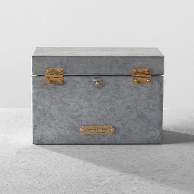 Delicieux Metal Recipe Box   Hearth U0026 Hand™ With Magnolia : Target