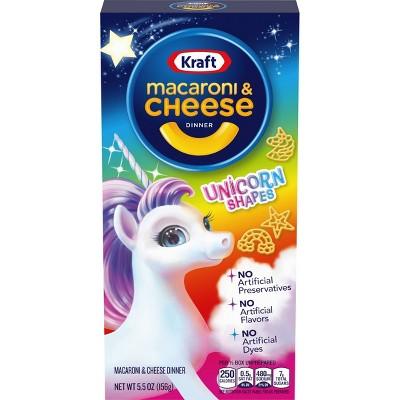 Mac & Cheese: Kraft Kids Characters