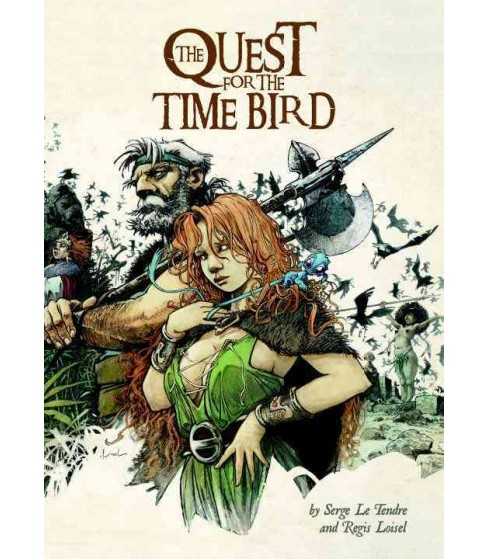 Quest for the Time Bird 1 : Ramor's Conch (Hardcover) (Serge Le Tendre) - image 1 of 1