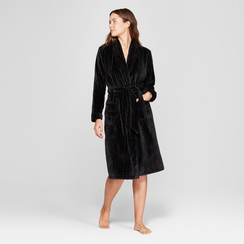 Women's Cozy Textured Robe - Gilligan & O'Malley™ - image 1 of 2