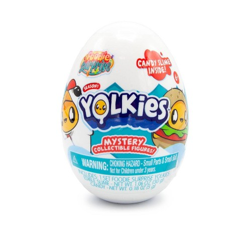 Foodie Surprise Yolkies Mystery Collectible Figures - image 1 of 4