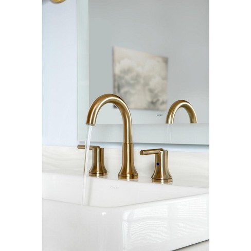 Delta Faucet 3559 Mpu Trinsic Widespread Bathroom Faucet Matte Black