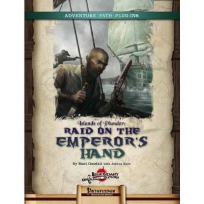 Islands of Plunder - Raid on the Emperor's Hand Module