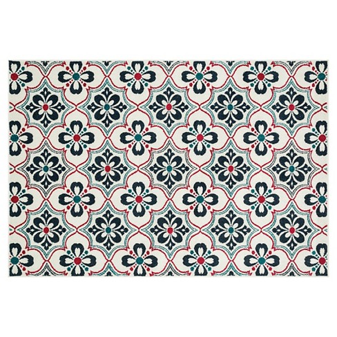 "Loloi Catalina Accent Rug - Navy (2'3""X3'9"") - image 1 of 1"
