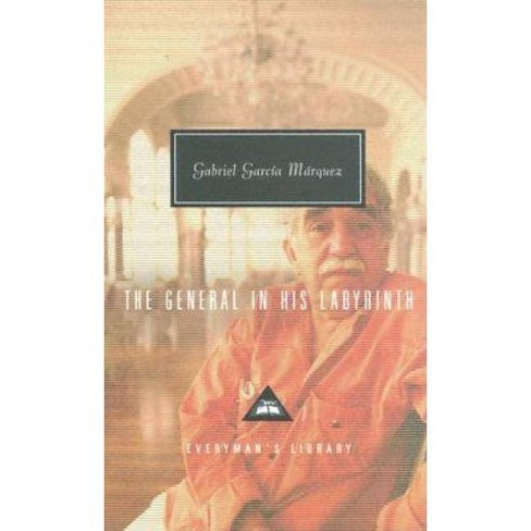 The General in His Labyrinth - (Everyman's Library Contemporary Classics) by  Gabriel Garcia Marquez - image 1 of 1