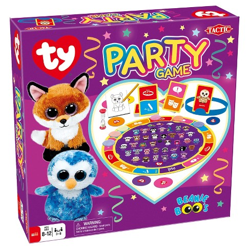 Ty Beanie Boos Party Game - image 1 of 5