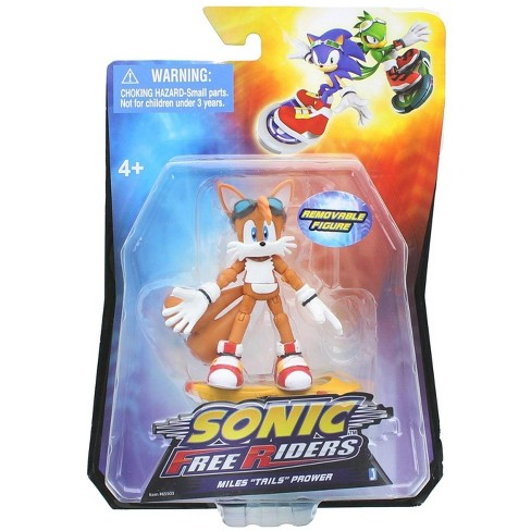 Zoofy International Sonic Free Riders Action Figure: Tails - image 1 of 2
