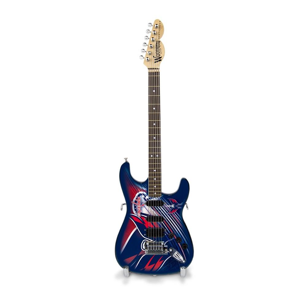Washington Capitals Mini Guitar Washington Capitals Mini Guitar