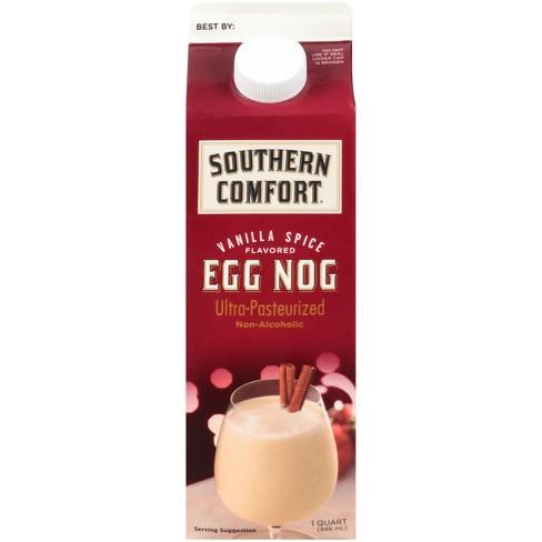 Southern Comfort Vanilla Spice Egg Nog - 1qt - image 1 of 3