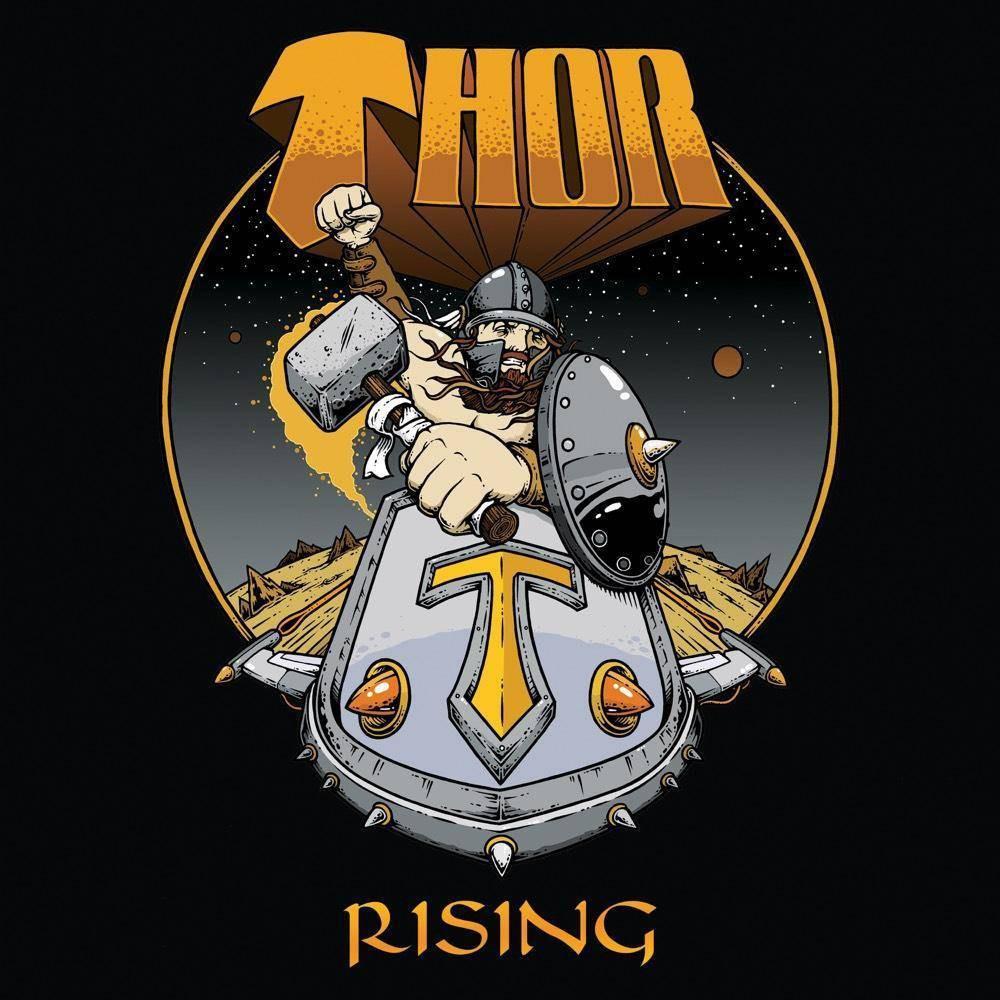 Thor Rising Cd