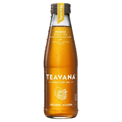 Teavana Mango Black Tea - 14.5 fl oz Glass Bottle - image 1 of 1