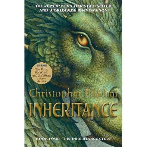 Inheritance Inheritance Cycle Paperback By Christopher Paolini Target