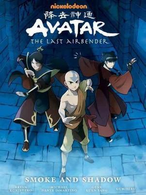 Avatar - the Last Airbender : Smoke and Shadow (Hardcover)(Gene Luen Yang)