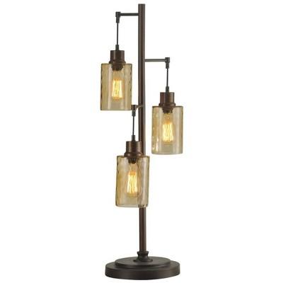 Table Lamp Bronze Cloud  - StyleCraft