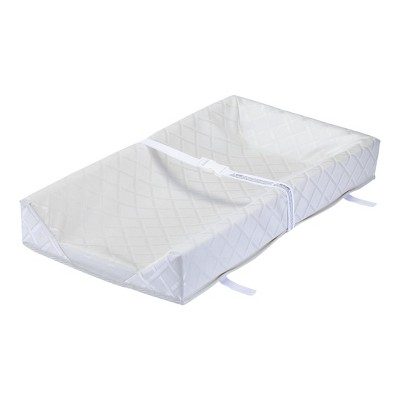 LA Baby 32  3-Sided Madison Jacquard Changing Pad