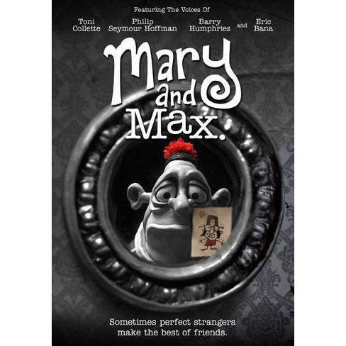 Mary And Max Dvd Target