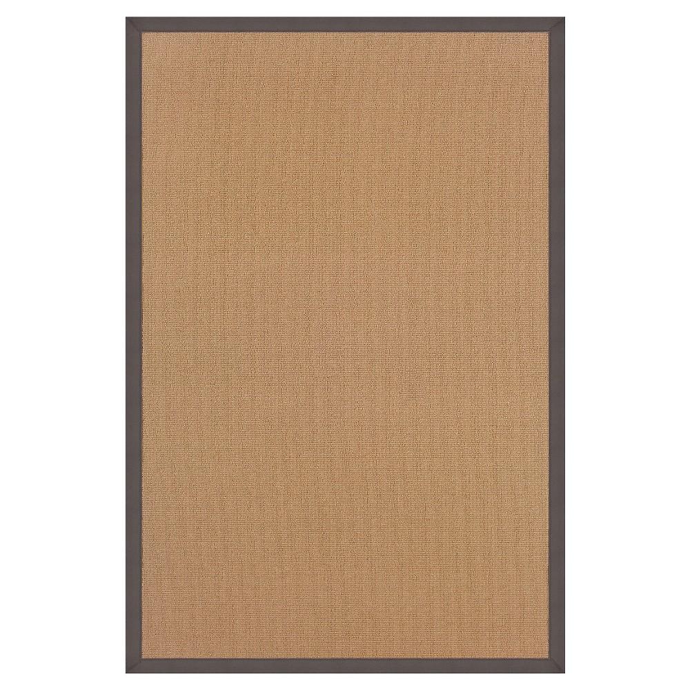 Athena Wool Area Rug - Sisal (8' X11')