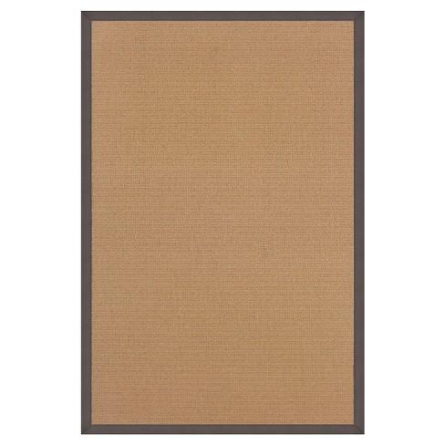 Athena Wool Area Rug - Sisal (5' X 8') - image 1 of 1