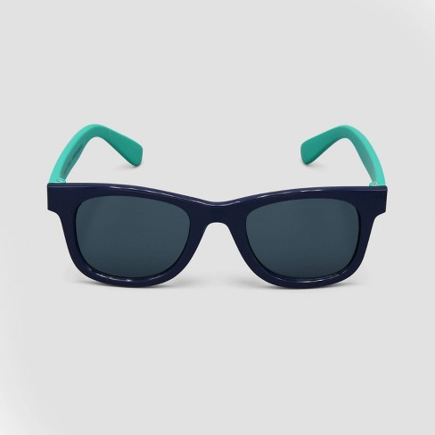 Baby Boys' Classic Sunglasses - Just One You® made by carter's Navy - image 1 of 2
