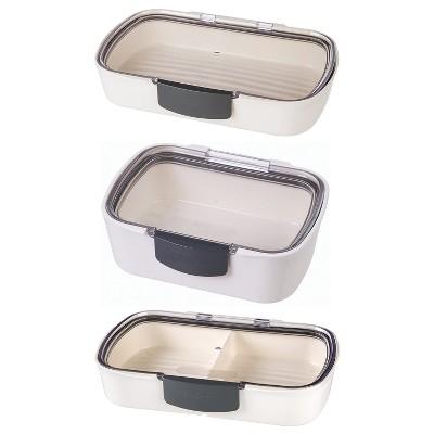 Prepworks ProKeeper Air Tight Sealed Food Storage Container 3 Piece Set