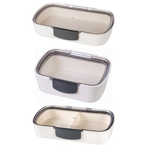 Prepworks ProKeeper Air Tight Sealed Food Storage Container 3 Piece Set - image 1 of 4