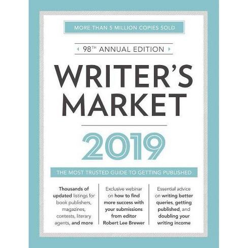 Writer's Market 2019 - 98(Paperback)