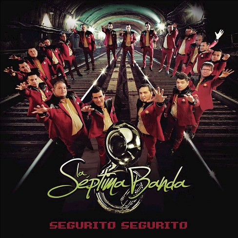La septima banda - Segurito segurito (CD) - image 1 of 2