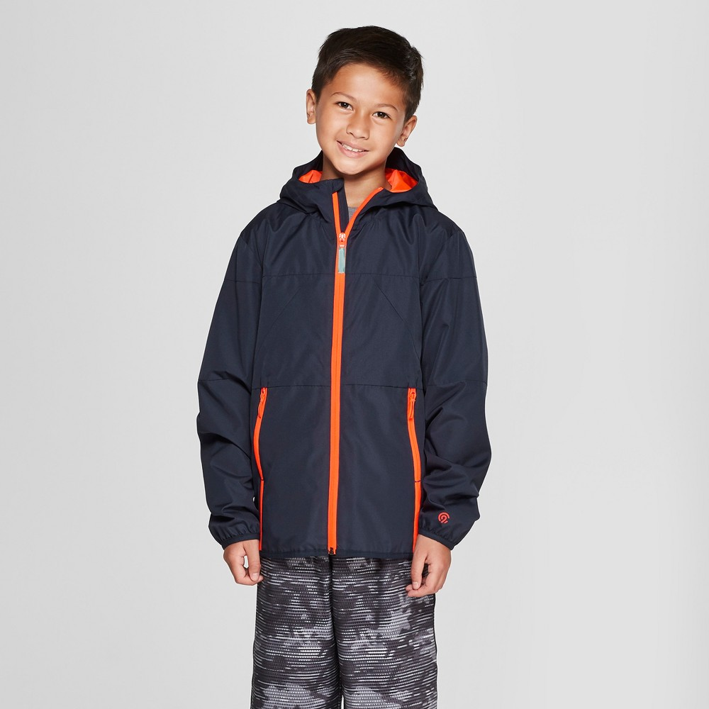 Boys' Windbreaker Jacket - C9 Champion Navy XS, Blue