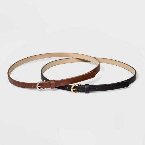 Women's Buckle Belt - Universal Thread™ - image 1 of 3