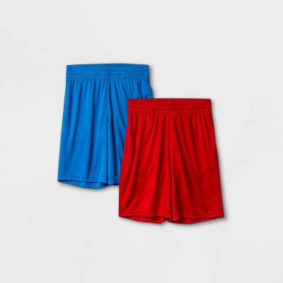 Boys' 2pk Pull-On Active Shorts - Cat & Jack™