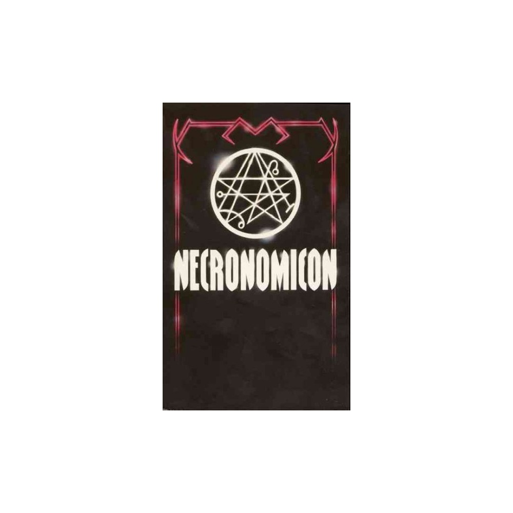Necronomicon - Reissue by Simon (Paperback)