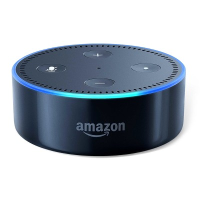 Amazon Echo Dot (2nd Generation)Alexa-enabled Bluetooth Speaker - Black