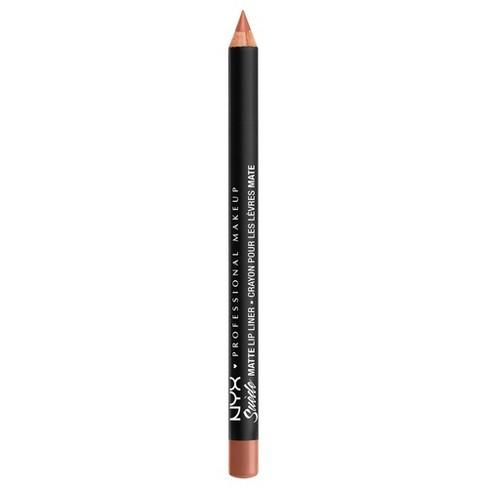 NYX Professional Makeup Suede Matte Lip Liner - 0.035oz - image 1 of 3